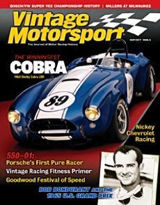 Vintage Motorsport