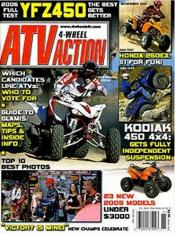 4 Wheel ATV Action