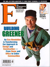 E: The Environmental Magazine