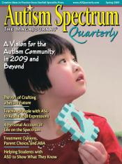 Autism Spectrum Quarterly Magazine