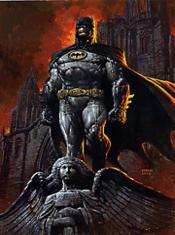 Batman: The Dark Knight Magazine