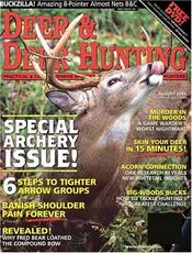 Deer & Deer Hunting Magazine Subscription Discount