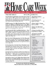 Home Care Week