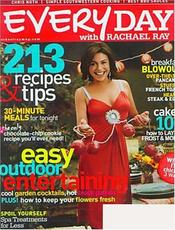 4 Year Subscription to Everyday with Rachael Ray