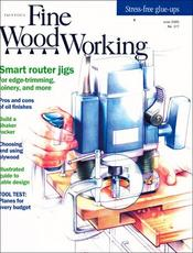 fine woodworking fine woodworking magazine features accomplished ...