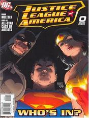 Justice League America Magazine