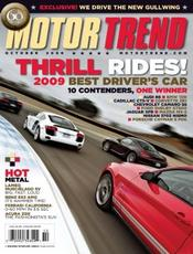 4 Year Motor Trend Subscription