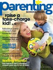 Parenting (School Years) Magazine