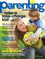 PARENTING (SCHOOL YEARS) MAGAZINE