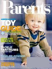 3 Year  Parents Magazine Subscription