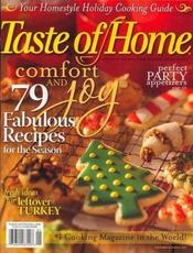 4-Year Subscription to Taste of Home Magazine