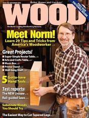 Daily Magazine Deal: Wood Magazine $3.99 - Sisters Shopping on a ...