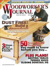 Woodworker's Journal Magazine