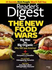 Reader's Digest Magazine Only $12.99/Year Today Only! (10/10) (List $29.88!)
