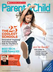 Scholastic Parent & Child Magazine