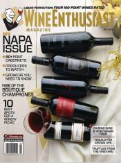 1-Yr Wine Enthusiast Magazine Subscription