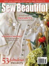 Sew Beautiful Magazine Subscription Discount