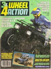 Three And Four Wheel Action Magazine
