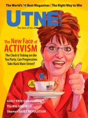 Utne Reader Magazine