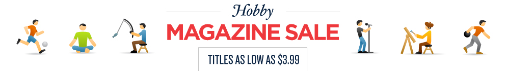 Hobbies Sale