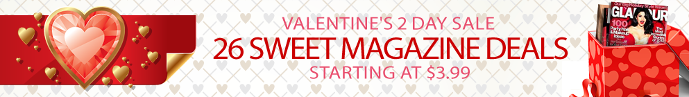 Valentine's 2 Day Sale